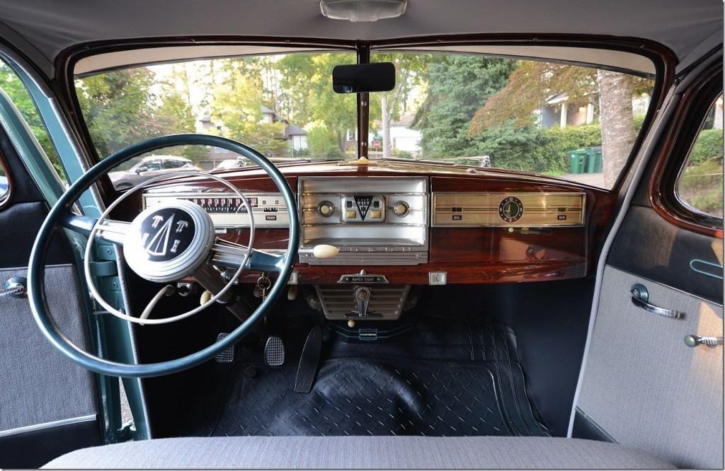 1947 Hudson Super 8