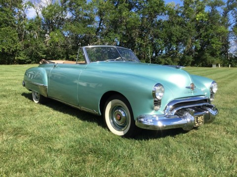 1949 Oldsmobile 98 Convertible for sale