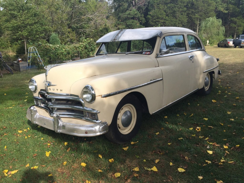1950 Plymouth Deluxe Coupe For Sale To 1955 Cars