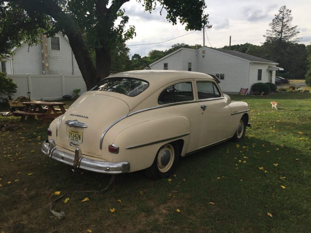 1950 Plymouth Deluxe Coupe