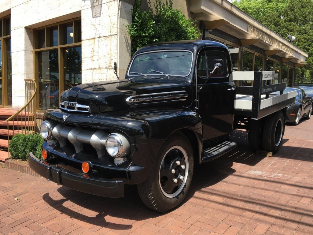 1951 Ford F4