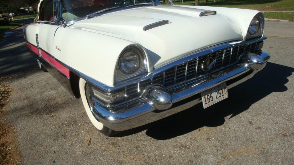 1955 Packard Caribbean Convertible