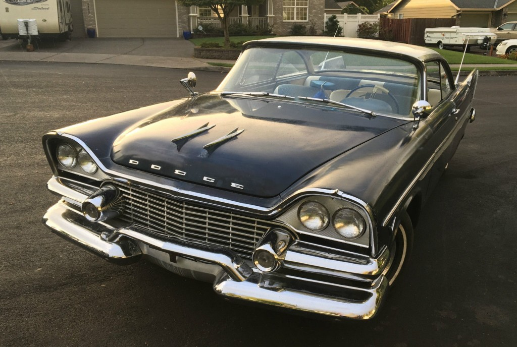 Cars Made In Canada >> 1958 Plymouth Mayfair for sale