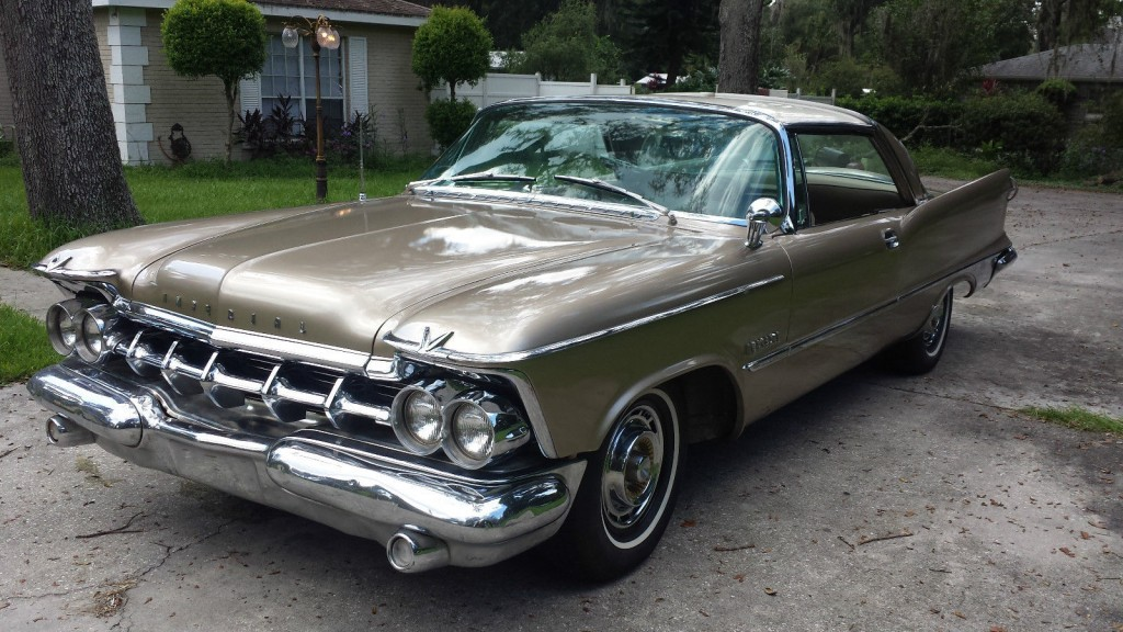 2016 Chrysler Imperial >> 1959 Imperial Custom Coupe For Sale