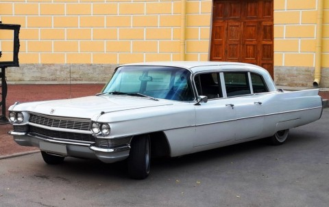 1964 Cadillac Fleetwood for sale