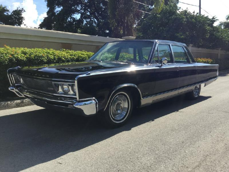 Chrysler New Yorker American Cars For Sale