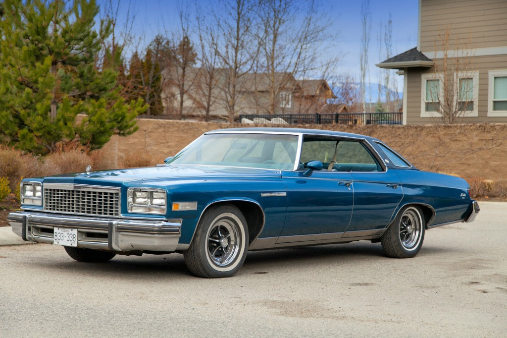 Buick Lesabre American Cars For Sale X on 1980 Buick Lesabre