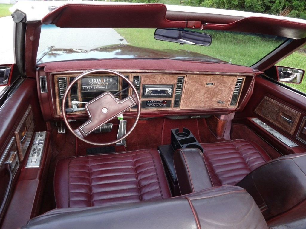 1983 Buick Riviera Convertible For Sale 1954