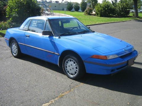 1992 Mercury Capri for sale