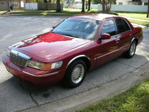 2001 Mercury Grand Marquis LS for sale