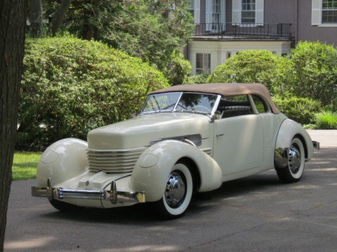 1937 Cord 812SC for sale