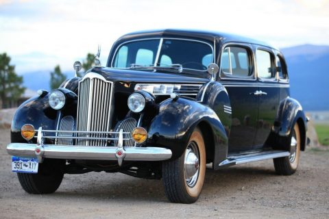 1940 Packard Touring Sedan for sale