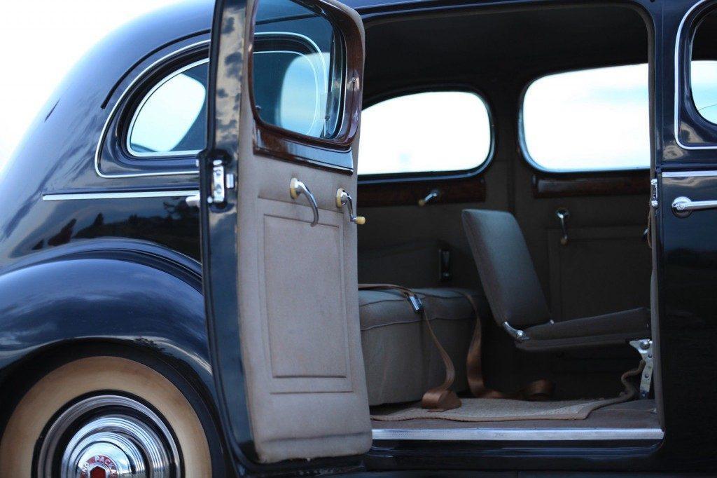 1940 Packard Touring Sedan