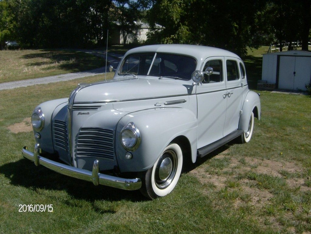 1940 Plymouth Deluxe For Sale