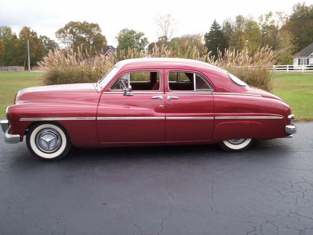 Mercury Sedan American Cars For Sale X X on 1949 Mercury Custom Coupe Cars