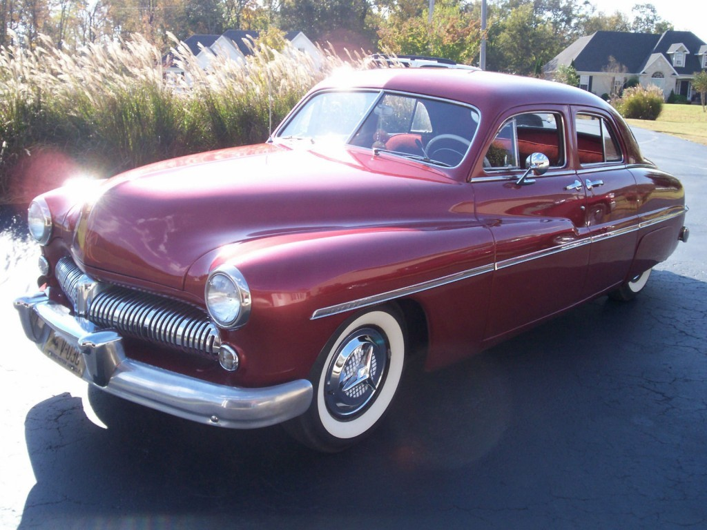 1949 Mercury Sedan For Sale