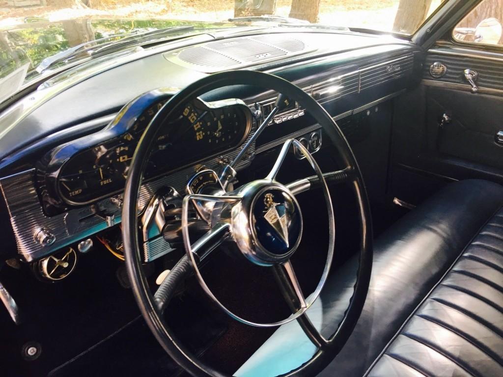 1954 Hudson Hornet Convertible