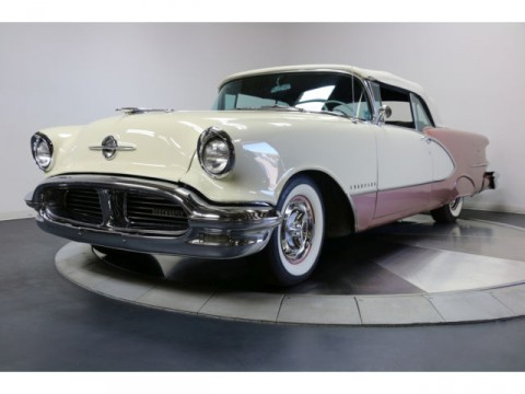 1956 Oldsmobile Ninety-Eight for sale