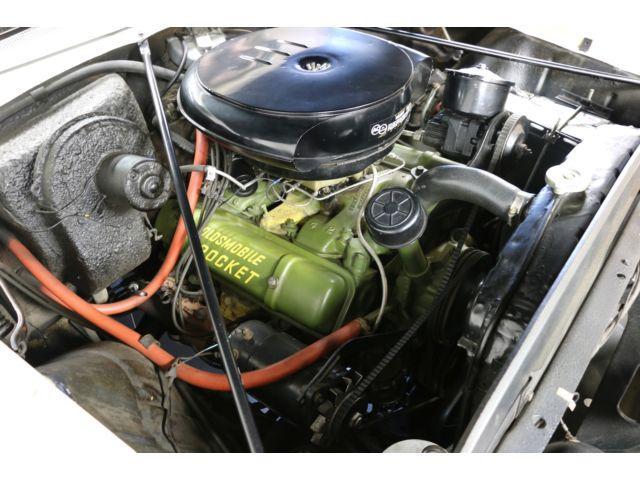 1956 Oldsmobile Ninety-Eight