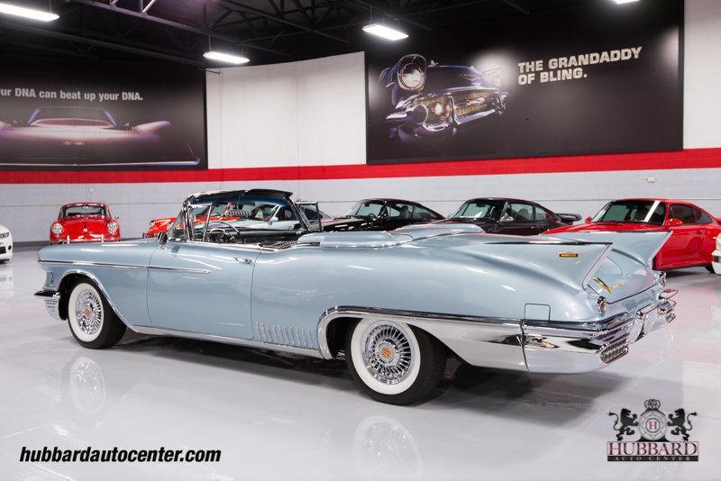 1958 Cadillac Eldorado Biarritz Convertible For Sale