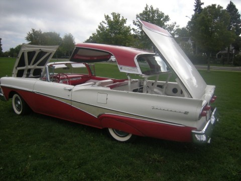 1958 Ford Fairlane Sunliner for sale