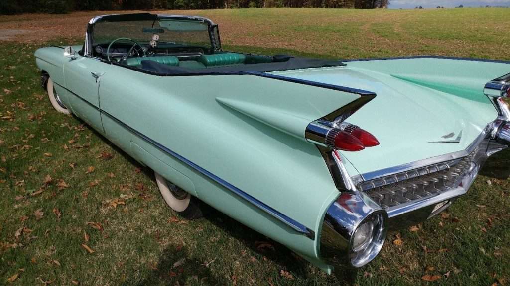 1959 cadillac series 62 convertible for sale. Black Bedroom Furniture Sets. Home Design Ideas