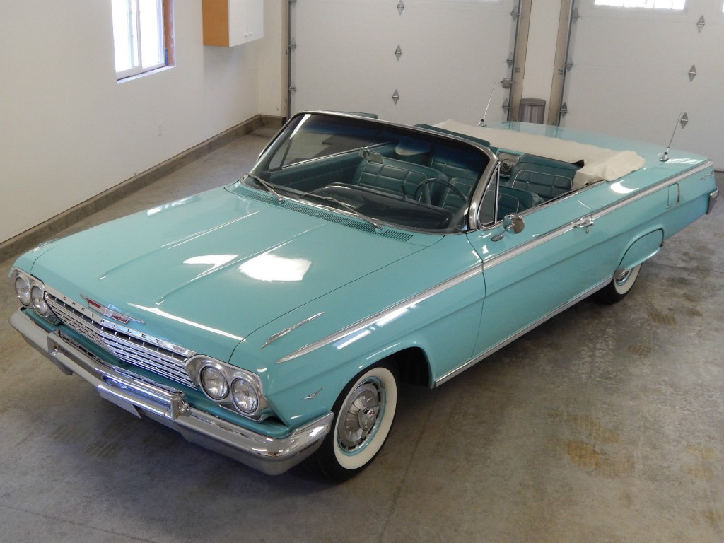 1962 chevrolet impala convertible for sale. Black Bedroom Furniture Sets. Home Design Ideas