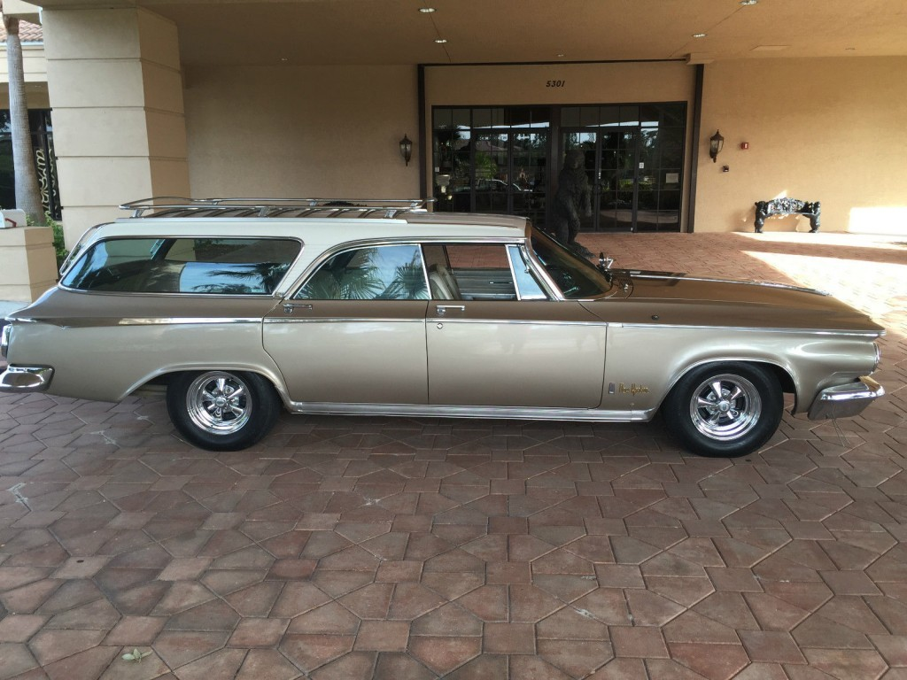 1964 Chrysler New Yorker Town Amp Country For Sale