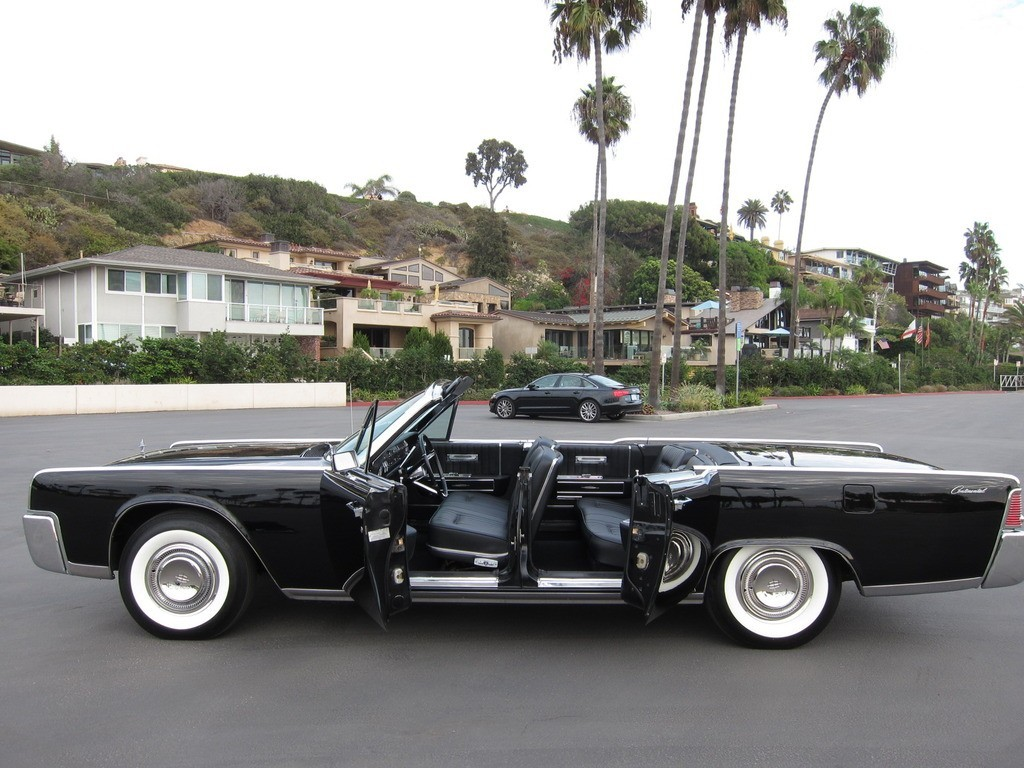 1964 Lincoln Continental Convertible For Sale 1953