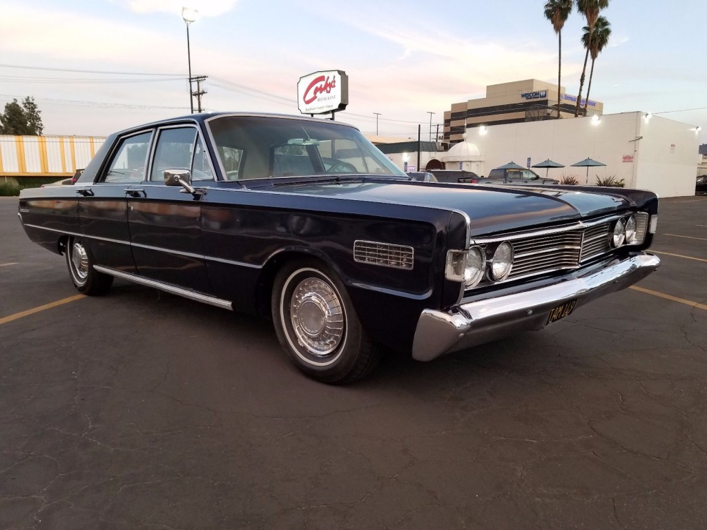 1966 mercury montclair for sale