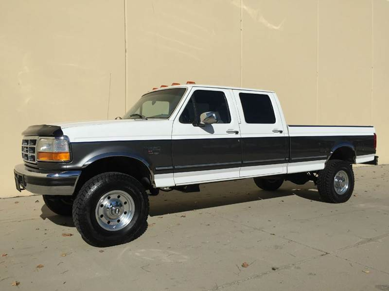 1996 Ford F 350 For Sale