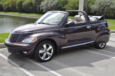 2005 Chrysler PT Cruiser GT Convertible for sale