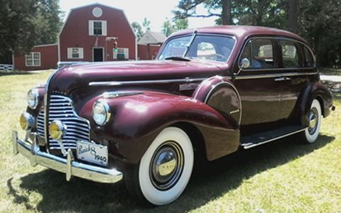 1940 Buick Limited for sale