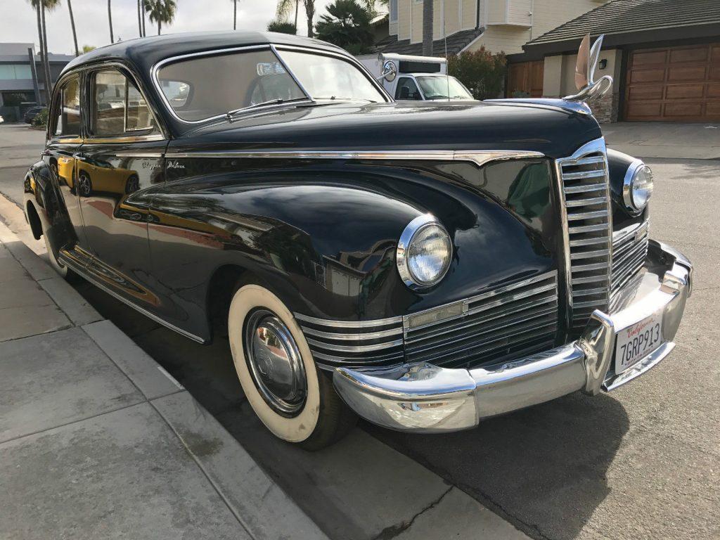 1946 Packard Deluxe