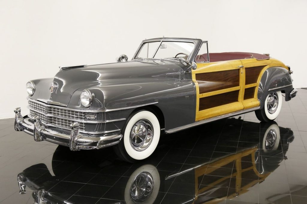 1948 Chrysler Town Amp Country Convertible For Sale