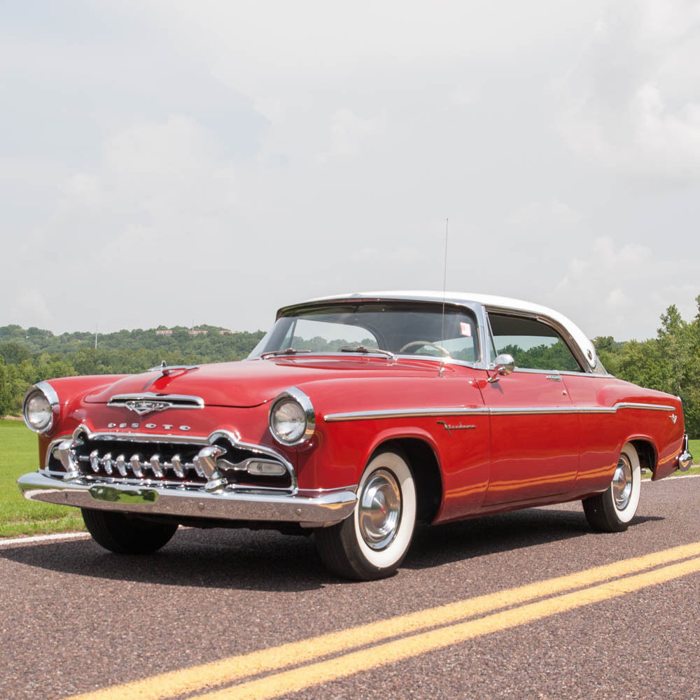 1955 Desoto Firedome For Sale