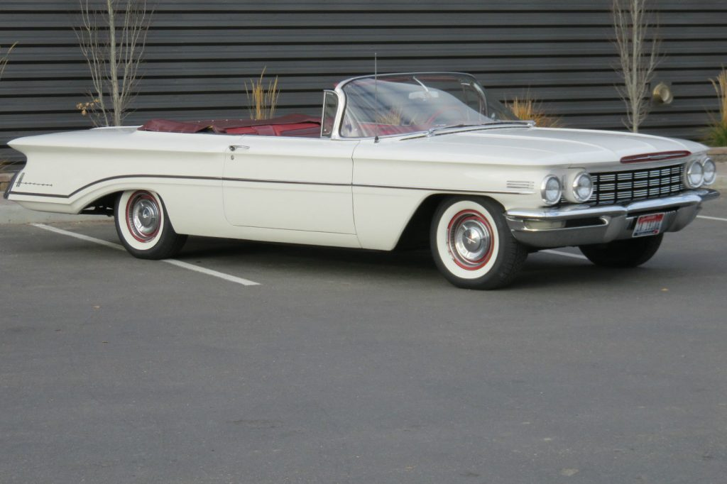 1960 Oldsmobile Dynamic 88 For Sale