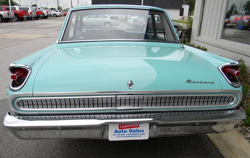 Elegant Car Sales Used Cars Search: 1962 Mercury Comet For Sale