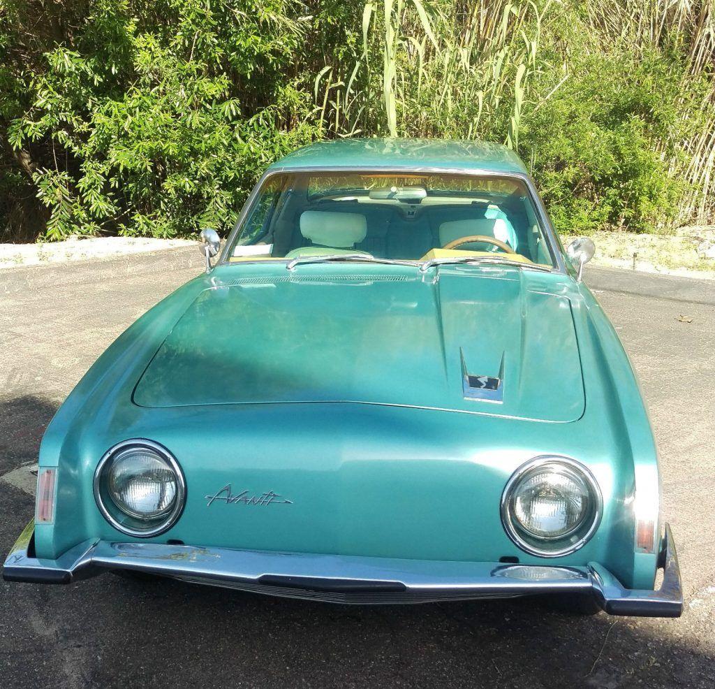 1963 Studebaker Avanti For Sale