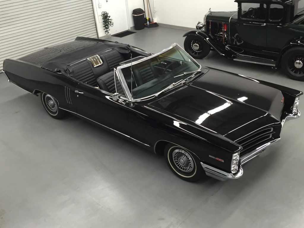 1966 Pontiac Catalina Convertible For Sale