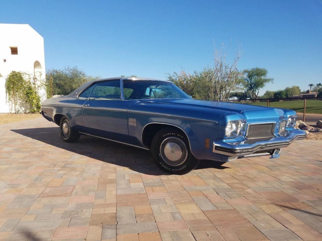 1973 Oldsmobile Eighty-Eight Royale