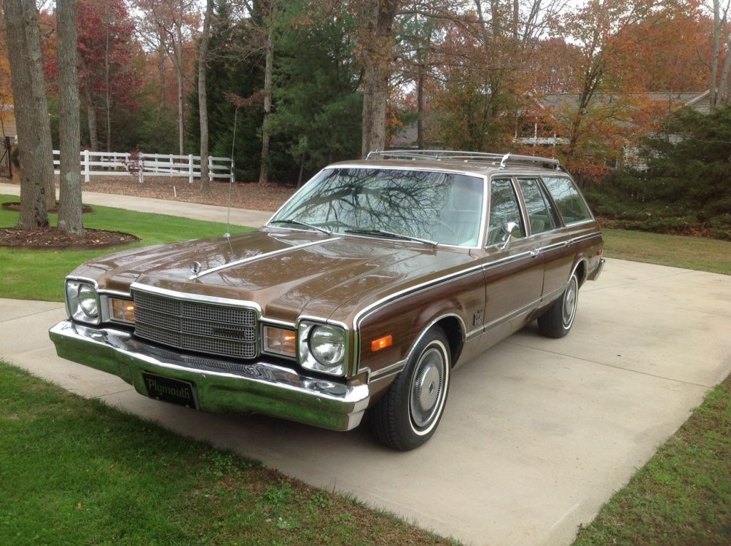 1977 Plymouth Volare For Sale