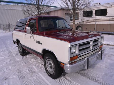 1987 Dodge Ram for sale