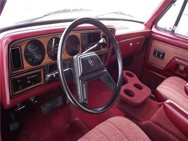 1987 Dodge Ram