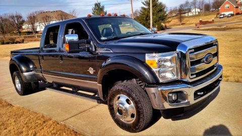 2014 Ford F-450 Lariat for sale