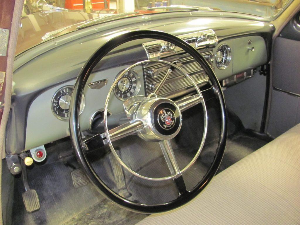 1952 Buick Special Deluxe Sedan