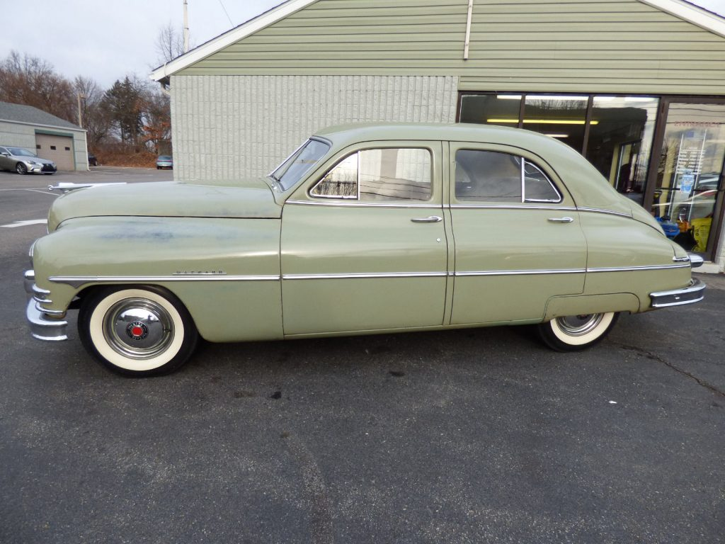 American Auto Sales: 1950 Packard Deluxe For Sale