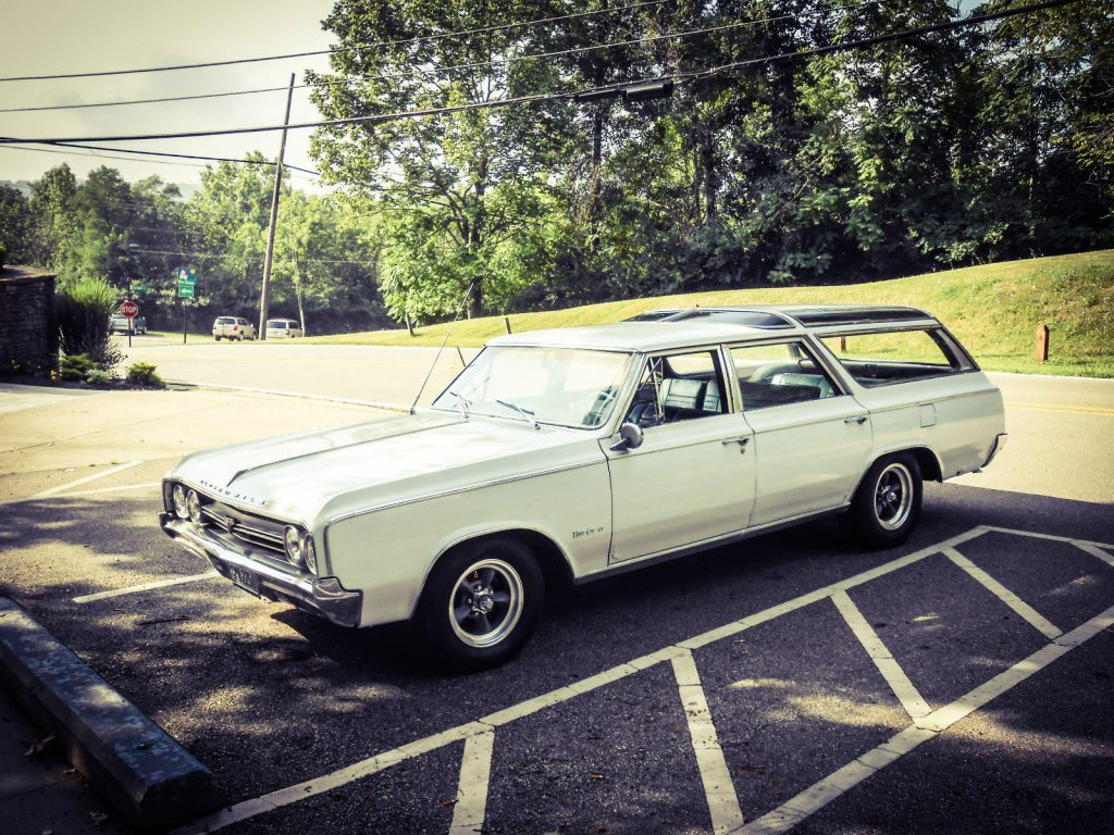 1964 Oldsmobile Cutlass Vista Cruiser
