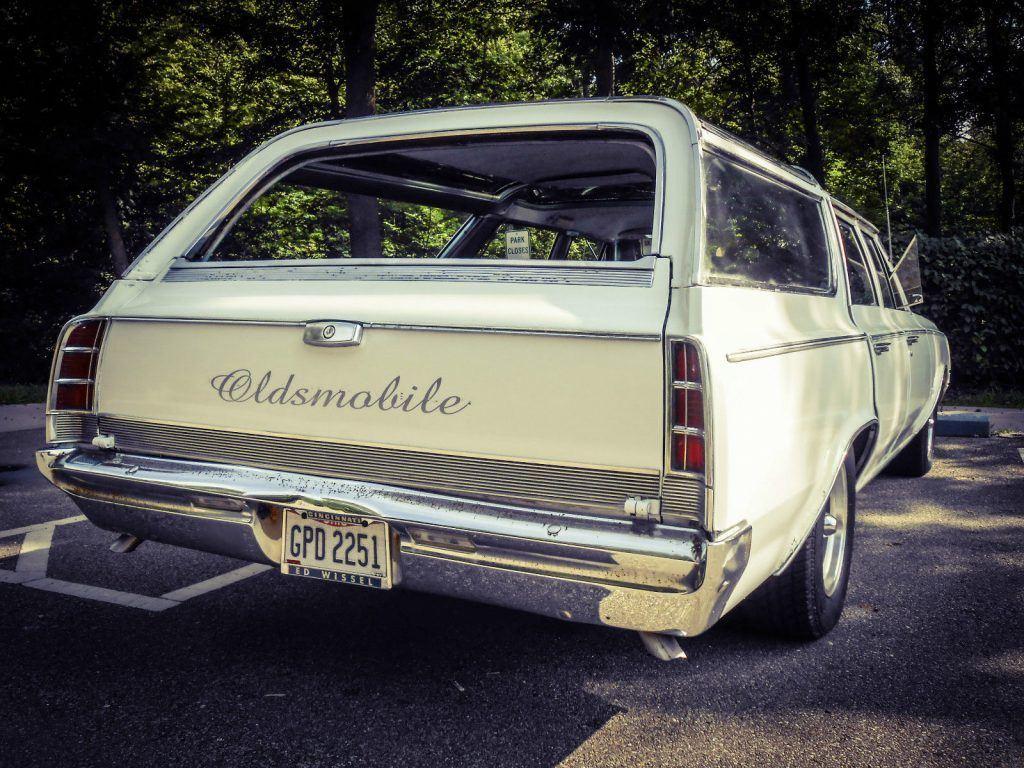 1964 Oldsmobile Cutlass Vista Cruiser