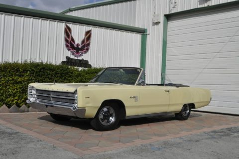 1967 Plymouth Fury Convertible for sale
